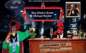 Chimichanga Talk Michael Rooker
